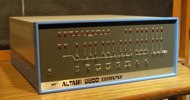 Ordenador Altair