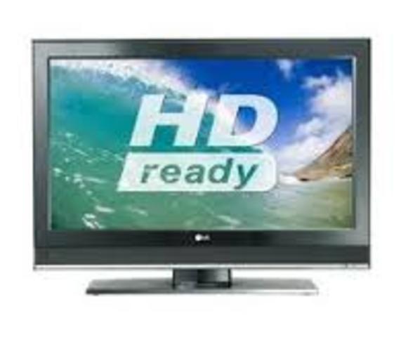 Invención de la Televisión en alta definición