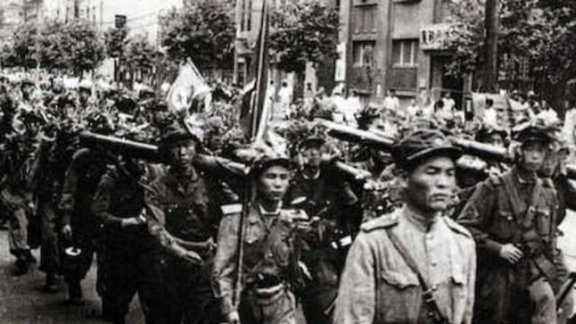 North Korea takes Seoul