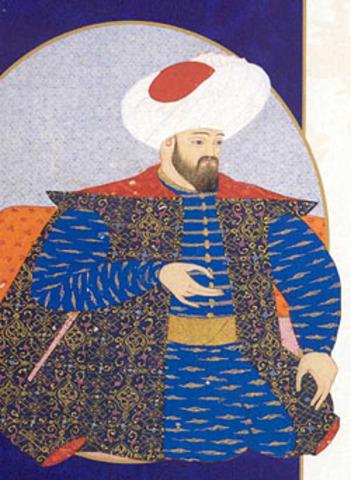 Nacimiento de Osmán (Utman) y saqueo de Bagdad