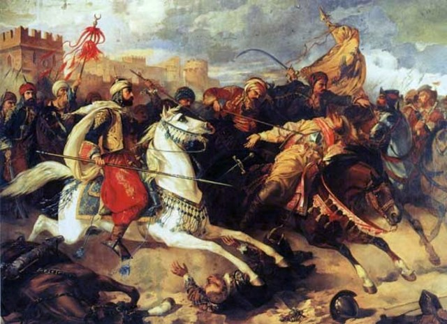 Batalla de Kosovo