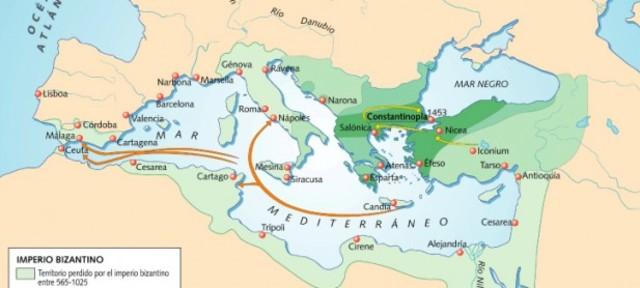 Caída de Constantinopla y auge del Imperio Otomano