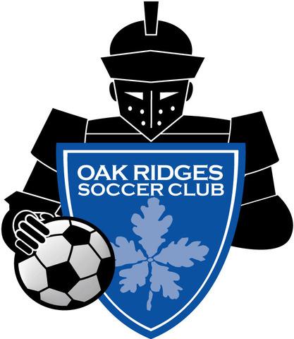 Joined the Oak Ridges Soccer Club