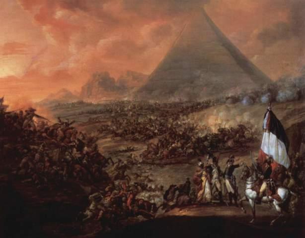 Invasión napoleónica a Egipto