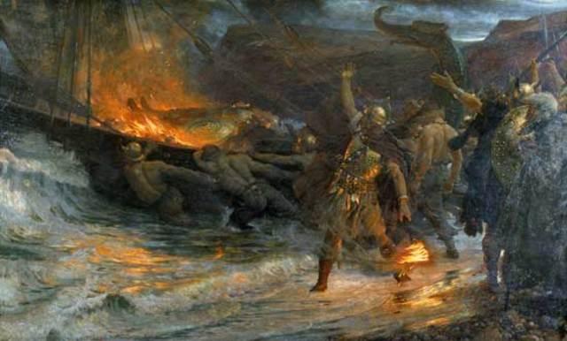 Nordic armies arrive