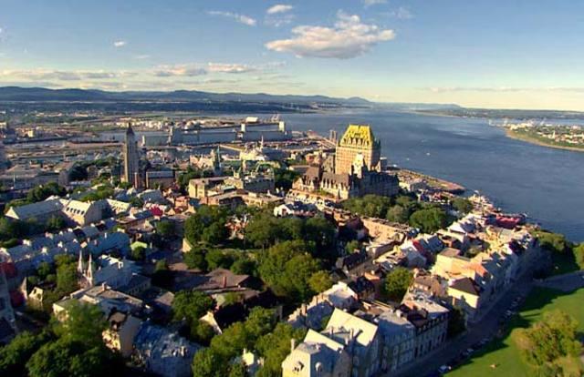 Grade 8 trip to Quebec!