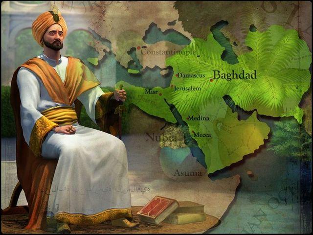 Comienza Califa Harun al Rashid