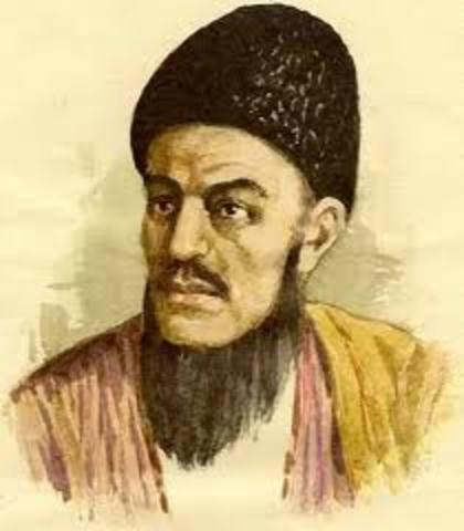 Comienza Califa Al-Mamún