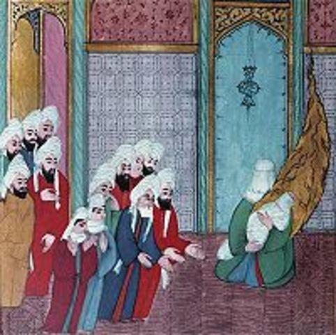 Nacimiento de Muhammad