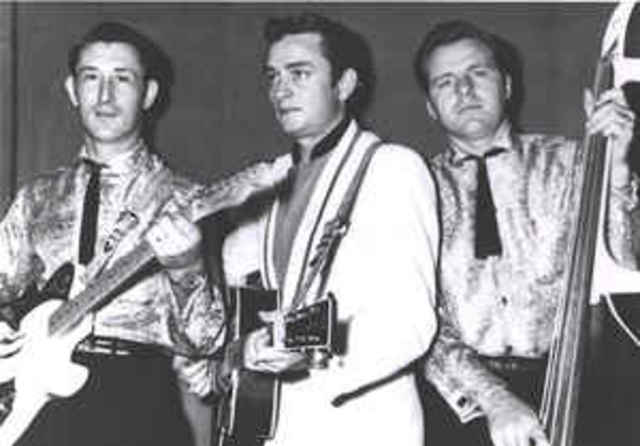 Cash and the Tennessee Two
