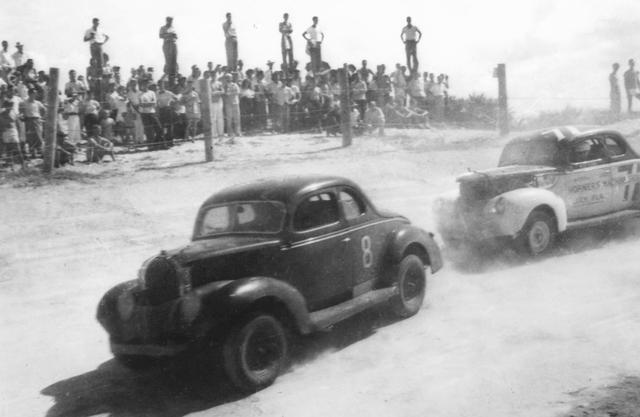 Nascar's First Race