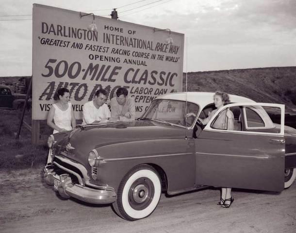 Darlington International Raceway