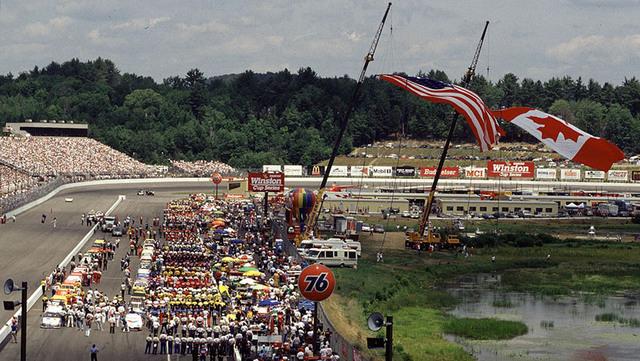 NASCAR's Expansion