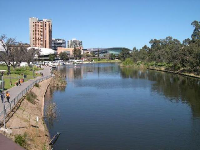 Adelaide: 2001-2002
