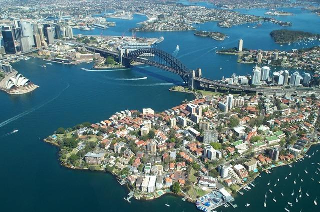 Sydney: 2001-2002