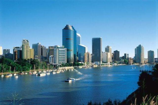Brisbane: 2001-2002