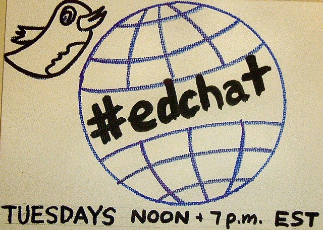 Moderator #edchat