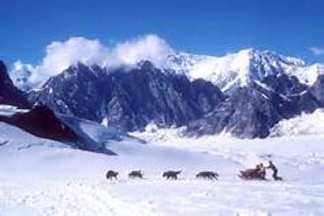 U.S. acquires Alaska from Russia