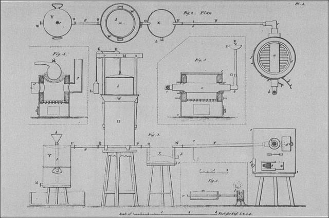Patente De La Maquina De Vapor