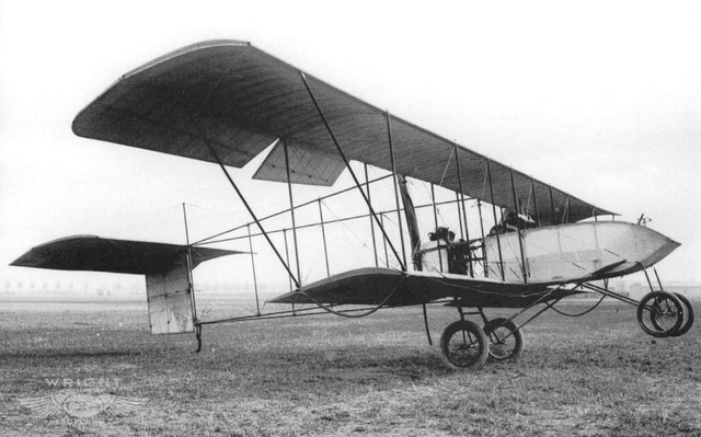 The First Airplane Is Made