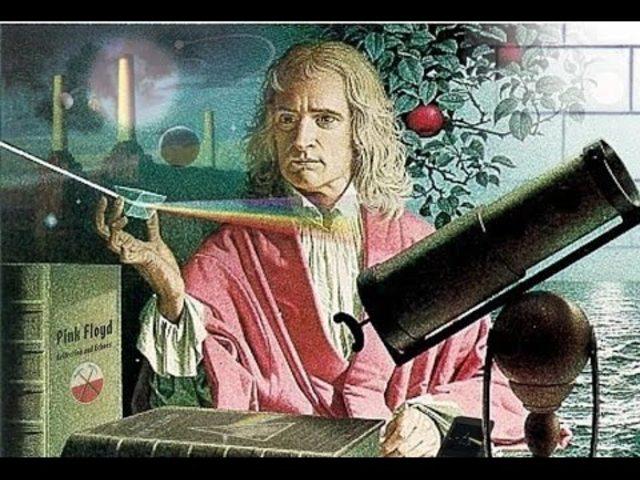 Первый этап классической физики (конец ХVII в. – 60-е гг. ХIХ в.).