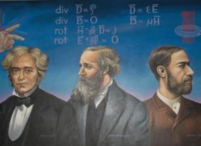 Второй этап классической физики (60-е гг. ХIХ в.– 1894 г.).