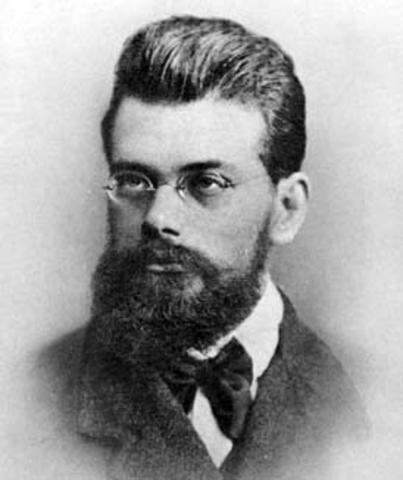 Третий этап классической физики (1895 – 1904).