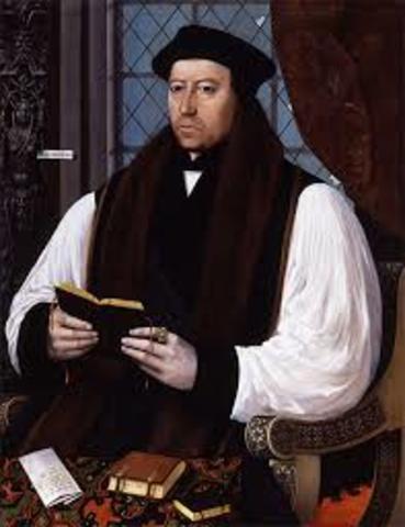 First church of England Prayer Book