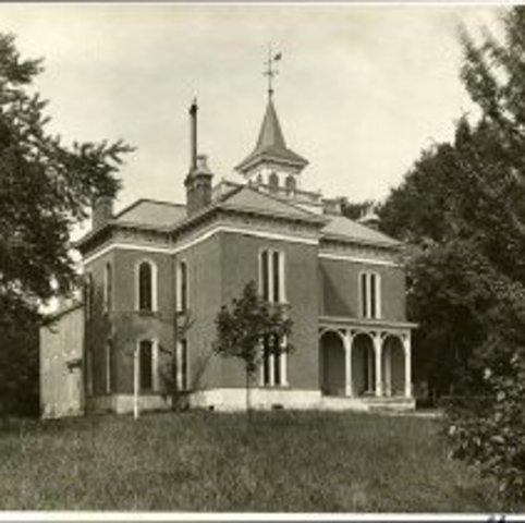 Ogden Hall - Building