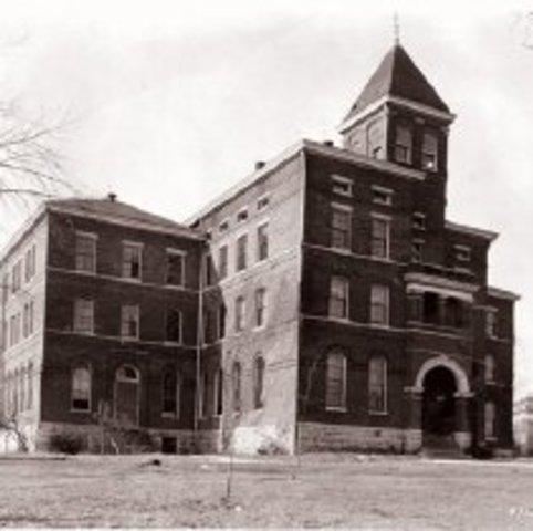 Recitation Hall - Building