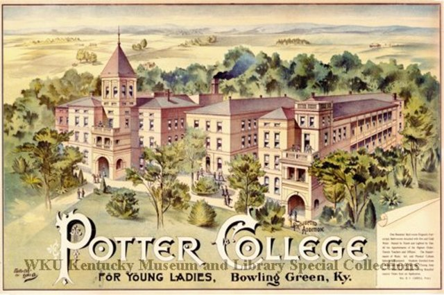 Potter College for Young Ladies - Founding Institution