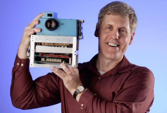 La primera cámara fotográfica digital