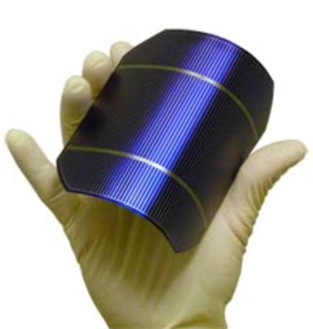 Nano-células solares