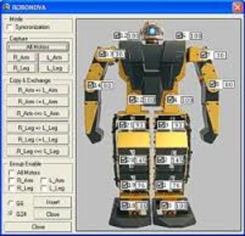programación de robots