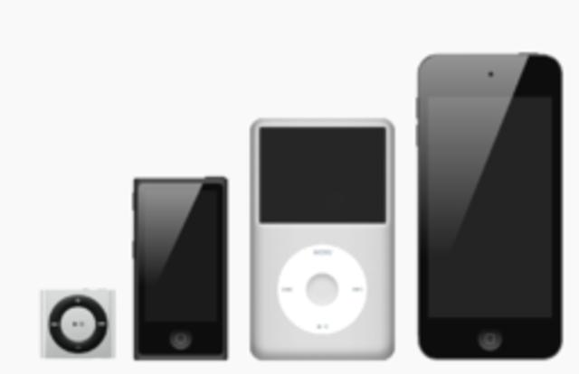 iPod 1