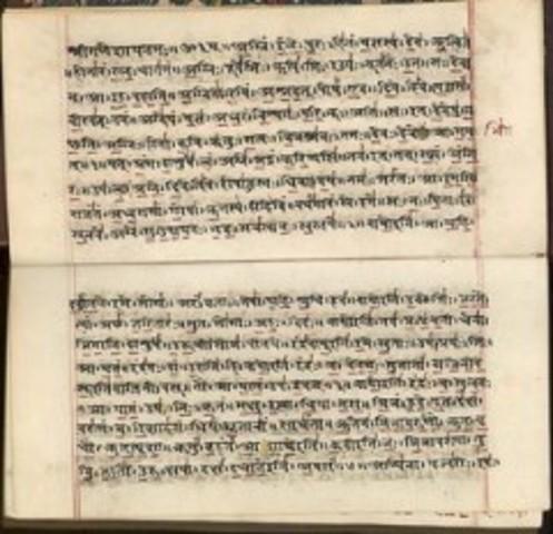 Hindu Traditions (1000 BC)