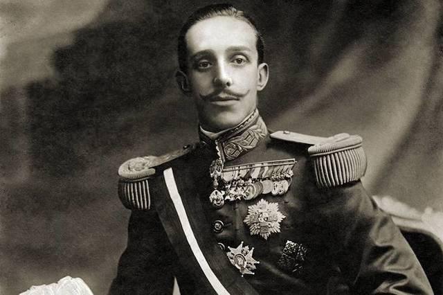 FIN DEL REINADO DE ALFONSO XIII
