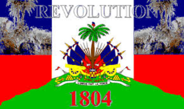 Haitian Independence-political