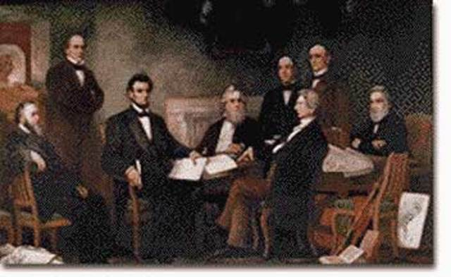 Emancipation Proclamation in US-political