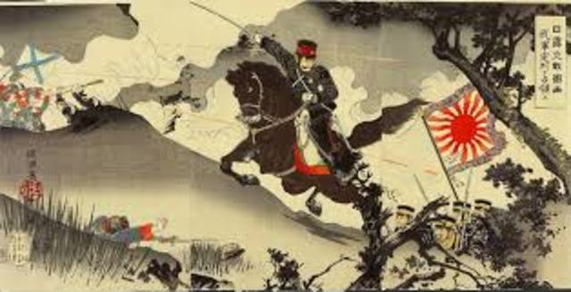 Russo-Japanese War-political