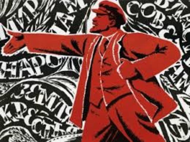 Russian Revolution-political