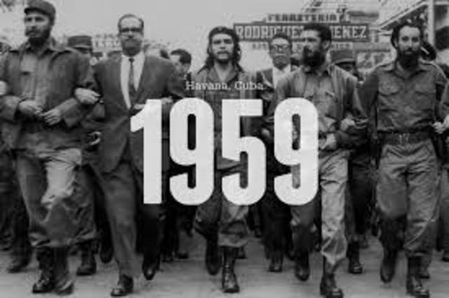 Cuban Revolution-political