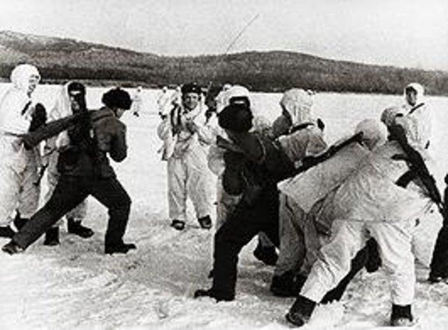 La ruptura chino-soviética