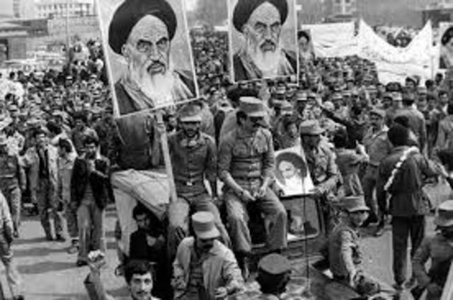 Iranian Revolution-politicial