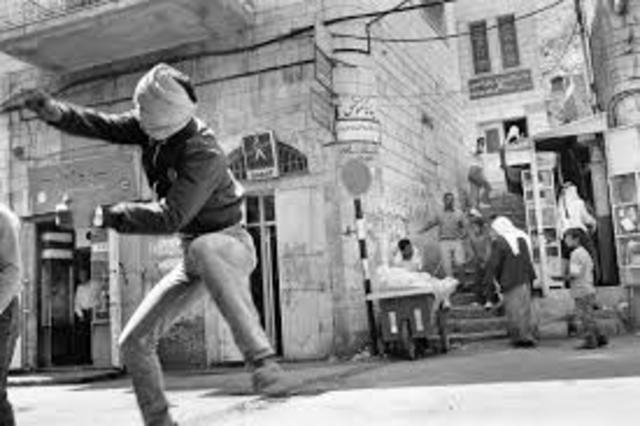 1st Palestinian Intifada-political