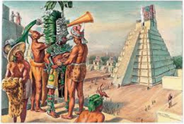 Mayans - The first Cocoa Civilization