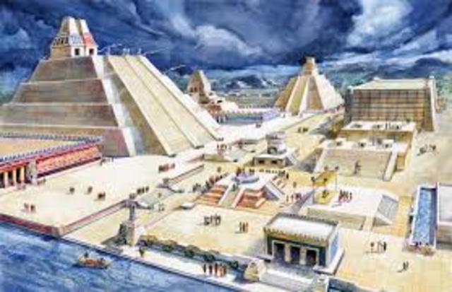 Aztecs: Tenochtitlan - The Impossible city