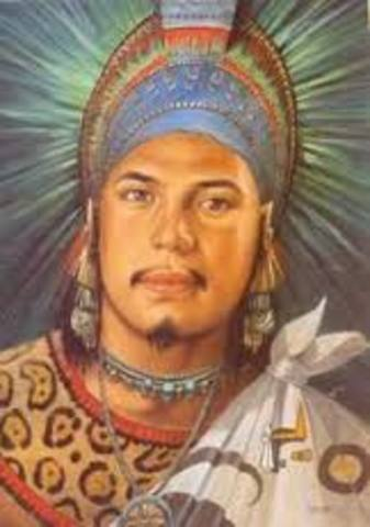 Aztecs: Moctezuma