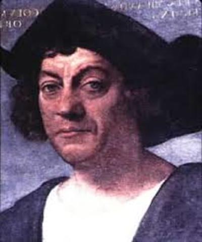 Columbus - you idiot