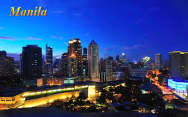 WWII Pacific - Manila